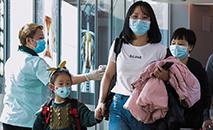 Novo Coronavírus provoca crise na China. (Roslan Rahman/AFP)