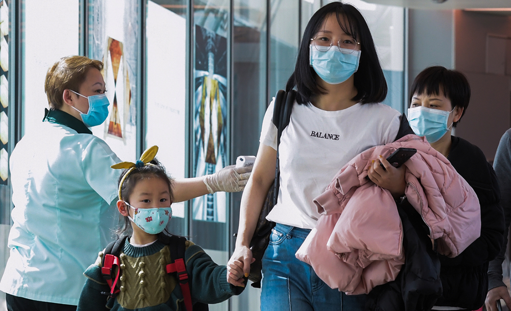 Novo Coronavírus provoca crise na China.