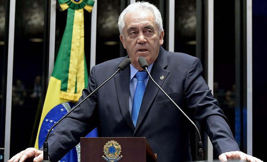 Senador Otto Alencar (PSD-BA), é o relator da PEC dos fundos públicos.
