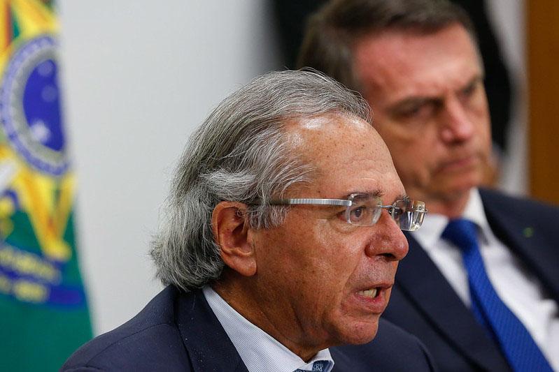 Paulo Guedes o ministro mais importante do governo Bolsonaro
