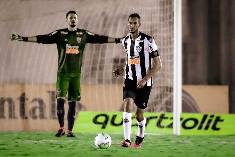 Capitão do Atlético não gostou da atuação do time