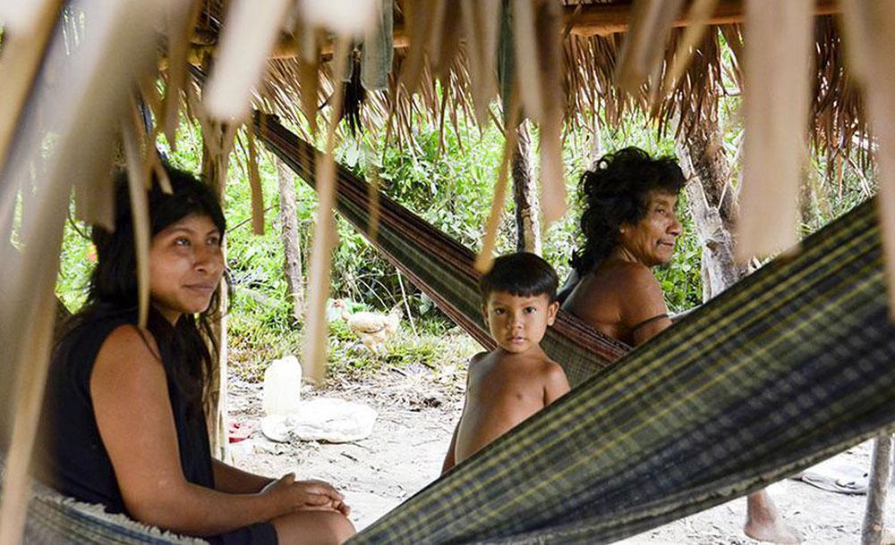 Foi feito um apelo para o Congresso frear os plano do governo Bolsonaro sobre os povos indígenas.