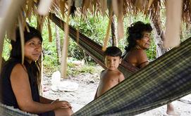 Foi feito um apelo para o Congresso frear os plano do governo Bolsonaro sobre os povos indígenas. (Funai)