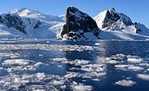 """A Antártica registrou neste mês temperaturas superiores aos 20º C, algo """"nunca visto"""", segundo o cientista brasileiro Carlos Schaeffer (AFP/Arquivos)"""