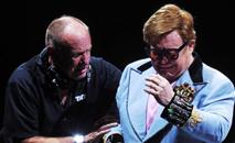 O artista está na Nova Zelândia com a turnê mundial 'Farewell yellow brick road' (Divulgação)