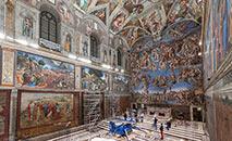 Arte-Capelasistina-Rafael: tapeçarias de Rafael voltam à Capela Sistina depois de séculos (Reuters)