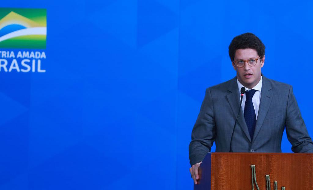 Ricardo Salles é o atual ministro do Meio Ambiente.