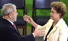 Ex-presidentes Lula e Dilma foram citados em delações (José Cruz/Agência Brasil)