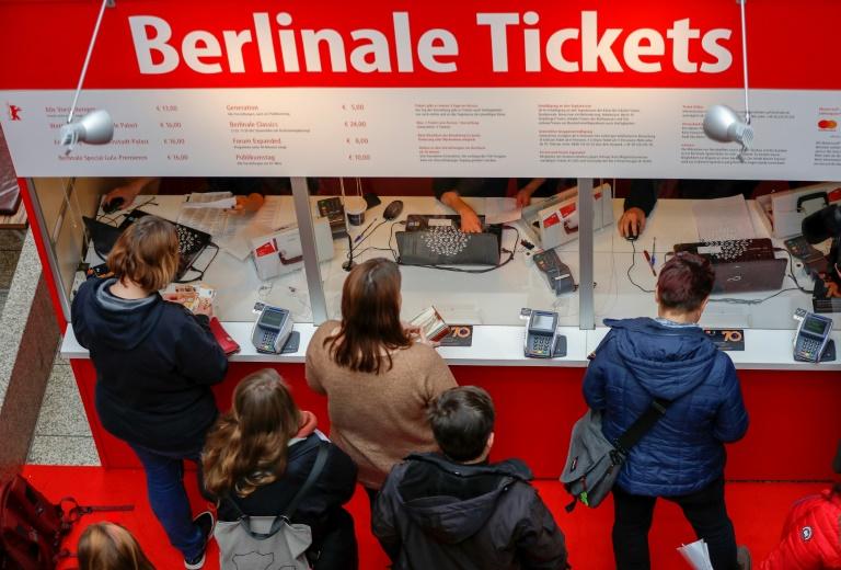 Venda de ingressos para  Berlinale, na capital alemã, que terá início na quinta-feira