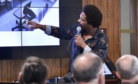 Hans River do Rio Nascimento é suspeito de falso testemunho (Jane de Araújo/Agência Senado)