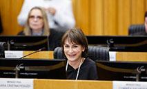 Cristina Peduzzi eleita para presidir a Corte e o Conselho Superior da Justiça do Trabalho (CSJT) (Giovanna Bembom/TST)