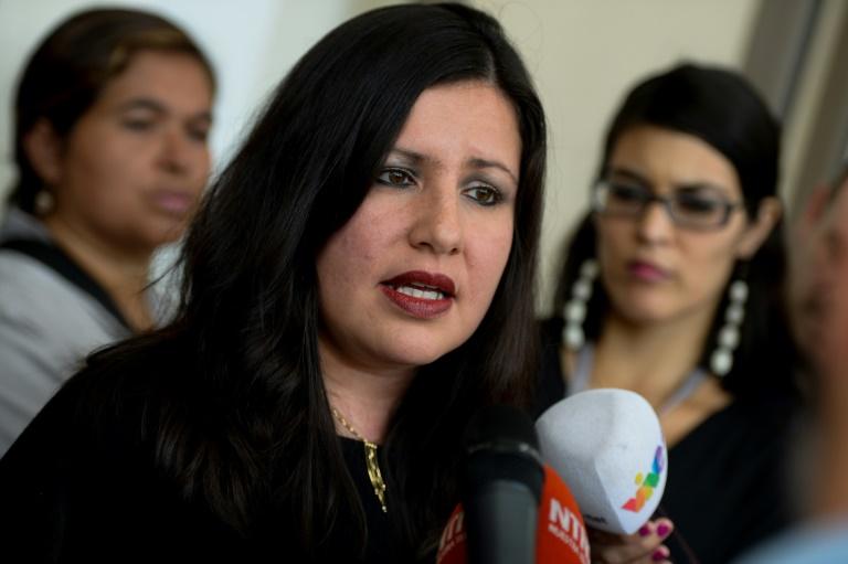 Diretora para as Américas da Anistia Internacional, Erika Rosas