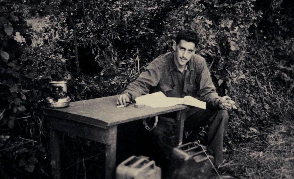 J.D. Salinger se dedicou a pesquisar a história familiar