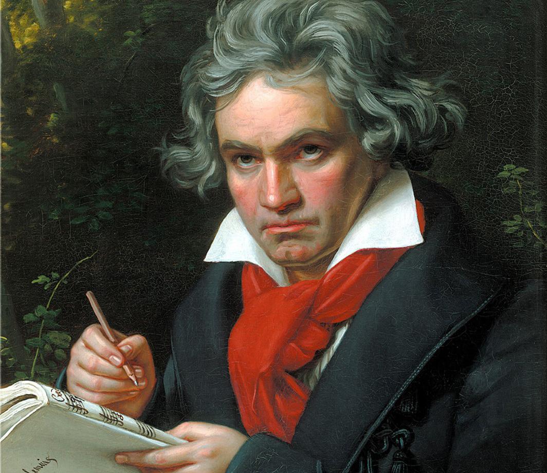 Neste ano, o mundo comemora os 250 anos do nascimento do grande músico Ludwig van Beethoven