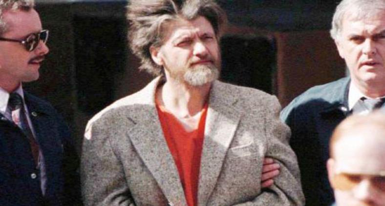 'Somos todos um pouco Ted Kaczynski' (Reuters)