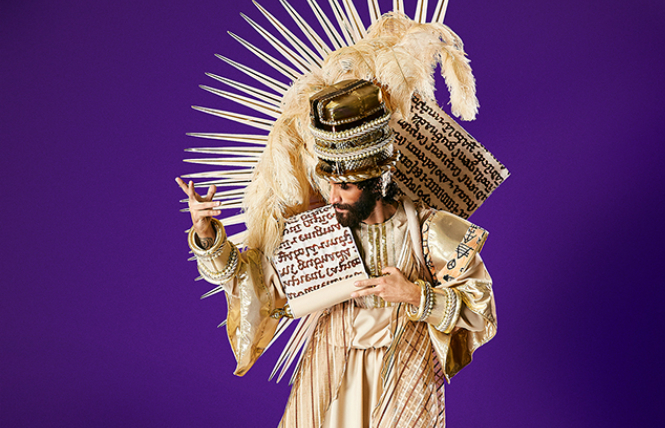 O anti-Cristo é o 'messias de arma na mão', segundo o evangelho da Magueira