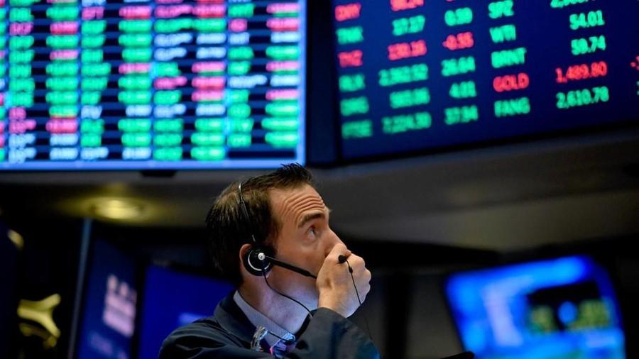 Quedas de bolsas europeias são as mais expressivas desde a crise financeira de 2008-2009