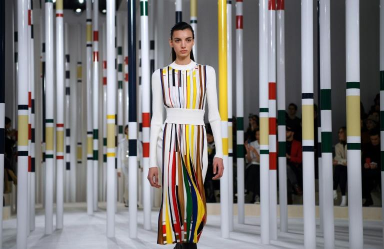 Desfile da Hermès em Paris