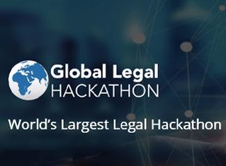 A competição é realizada em três fases, sendo a primeira nacional e as outras duas internacionais (Divulgação Global Legal Hackathon)