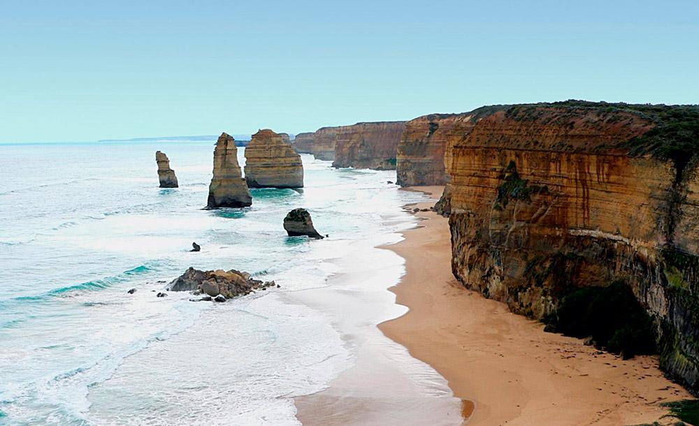 A Austrália seria o país mais afetado, caso se confirme os níveis de aquecimento atuais