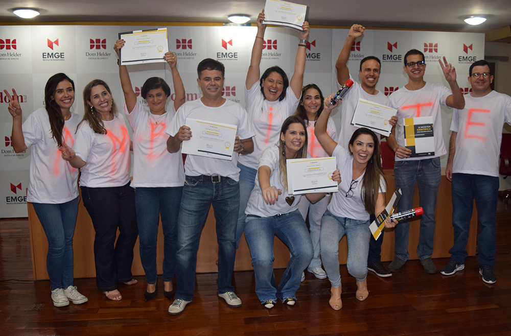 """O grupo """"A possibilidade da defesa dos ambientes pelo Direito Penal"""" foi o grande vencedor do Prêmio Dom Helder de Pesquisa"""