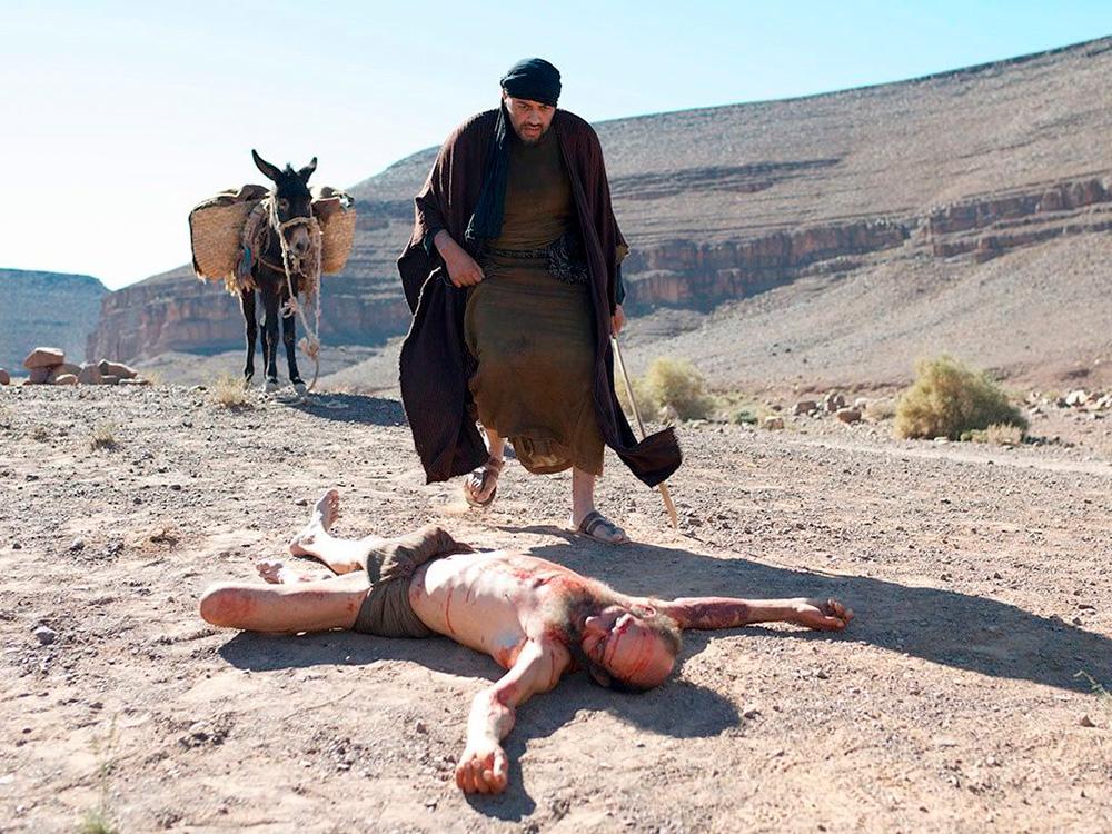 Lucas diz que o samaritano da parábola se encontra nas fileiras dos que agem com compaixão