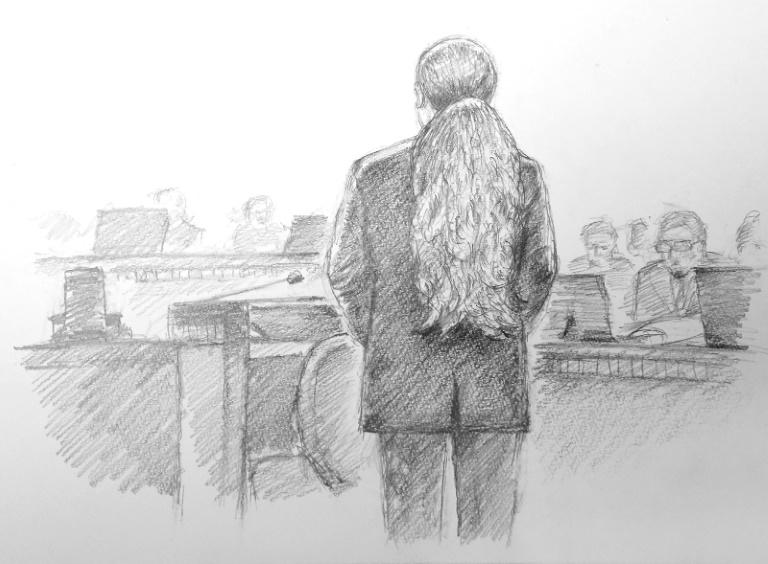 Uematsu compareceu perante o tribunal em janeiro; justiça japonesa proíbe imagens do tribunal