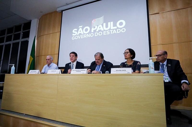 Informações sobre o avanço da doença em São Paulo foram passadas na tarde desta terça-feira