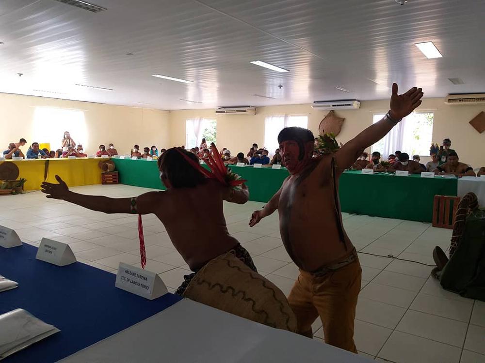 Organizações indígenas estão tomando providências para impedir a disseminação da doença nas aldeias