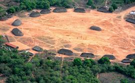 A região do Xingu, onde vivem 16 povos, pode entrar em quarentena (Acervo Michael Heckenberger)