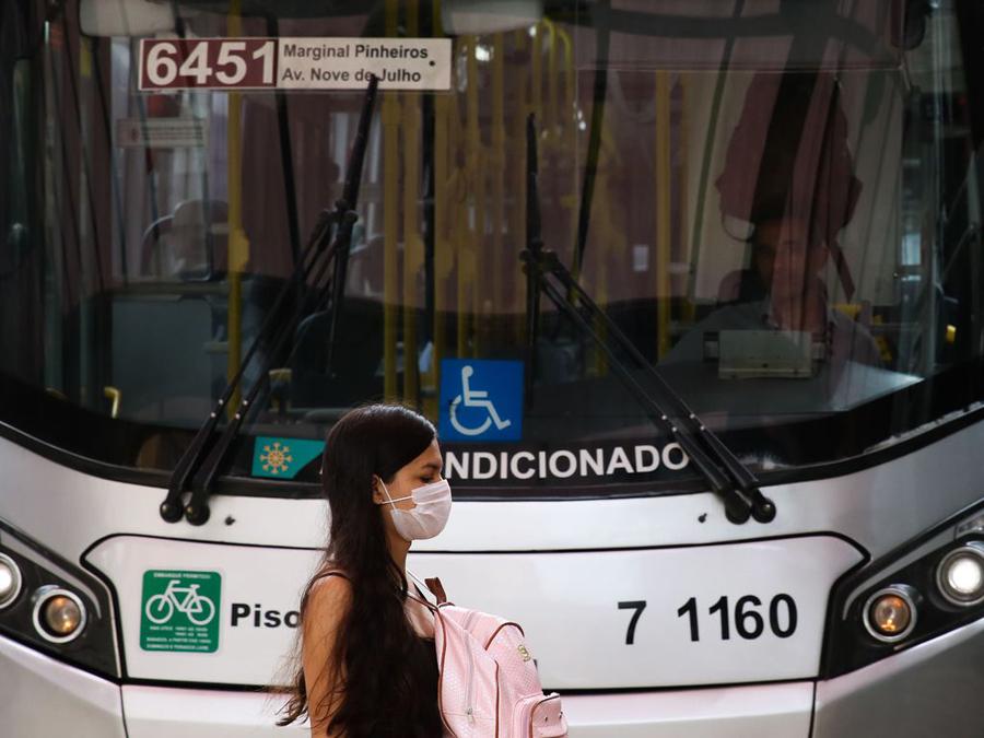 Pandemia do novo coronavírus avança no Brasil