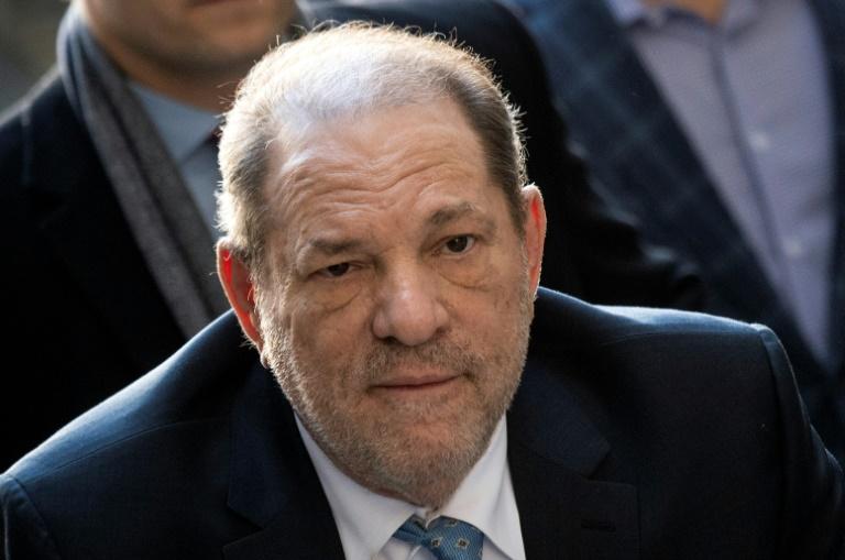 Harvey Weinstein está em uma prisão do norte do estado de Nova York