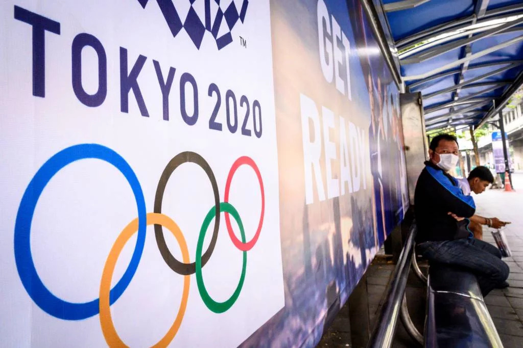 As Olimpíadas nunca foram adiadas antes, embora já tenham sido canceladas