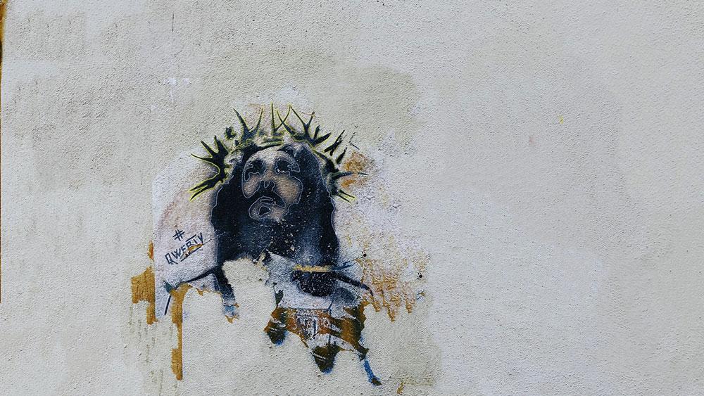 Representações de Jesus com um coroa simples estariam equivocadas