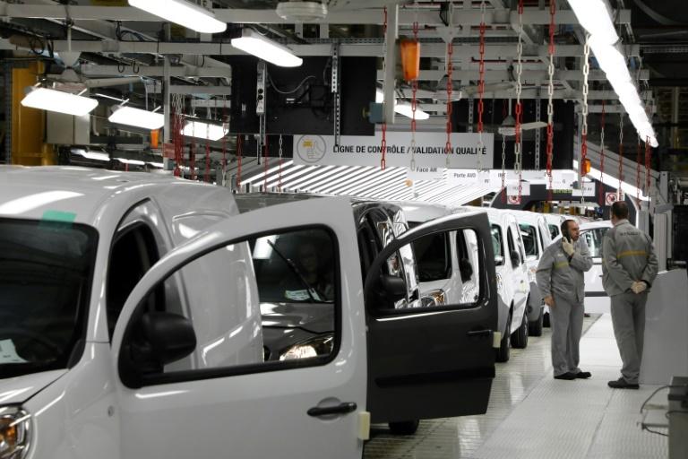 Montadora da Renault; empresa vai parar a linha de produção