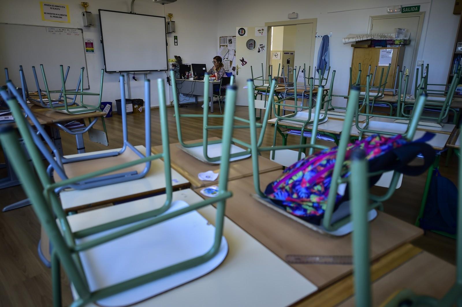 Escolas fechadas para conter epidemia do novo Coronavírus