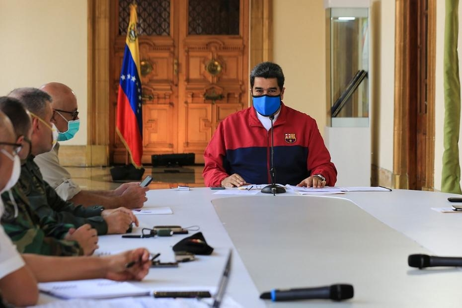 Presidente da Venezuela, Nicolás Maduro, publicou no seu twitter um antítodo para o Covid19