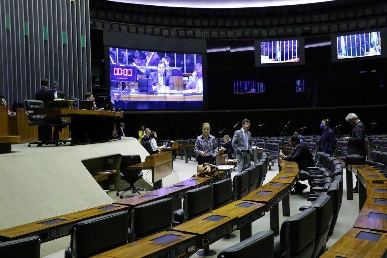 Plenário da Câmara dos Deputados aprovou pagamento de auxílio emergencial