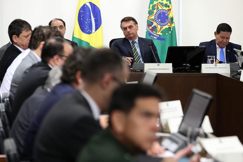 Apesar de ter falado várias vezes, Bolsonaro não documentou mudanças no sistema de confinamento