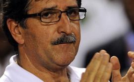 O treinador recebeu o resultado positivo 11 dias após a realização do teste (AFP)