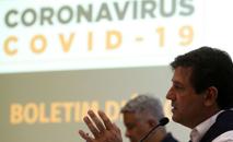 Covid-19 não é a principal preocupação do governo (Marcello Casal Jr/ABr)