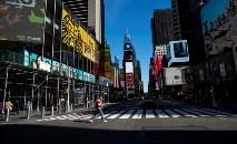 Nova York registra mais de 66 mil casos de coronavírus (Eduardo Munoz/Reuters)