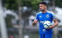 Edilson analisou a atual situação do Cruzeiro e a possível volta a série A (Bruno Haddad/ Cruzeiro)