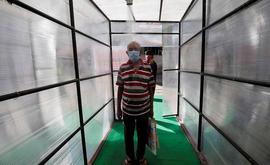 Incidente ocorreu nessa segunda-feira em Bareilly, no norte do país (Amit Dave/Reuters)