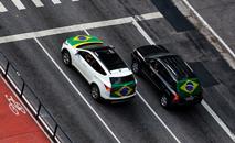 Após pronunciamento de Bolsonaro, carreatas foram realizadas em várias cidades do país (Roberto Parizotti)