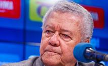 José Dalai da Rocha está em isolamento domiciliar (Vinnicius Silva/Cruzeiro)