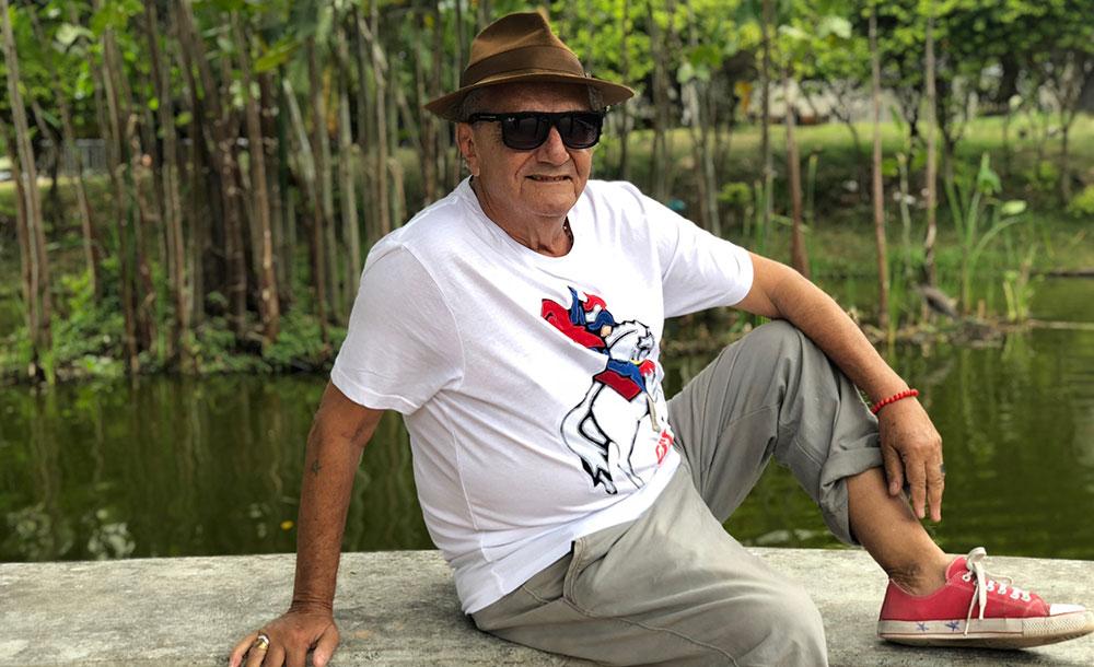 O escritor baiano era um incansável defensor da cultura brasileiro