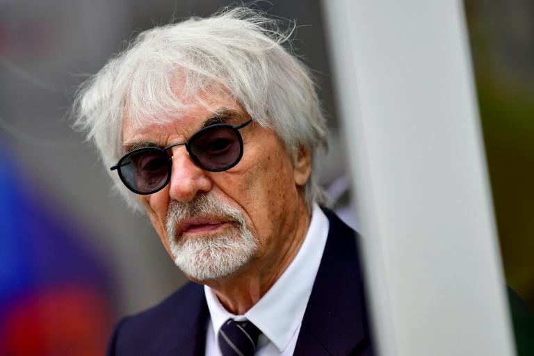 O ex-dono da Fórmula 1 Bernie Ecclestone