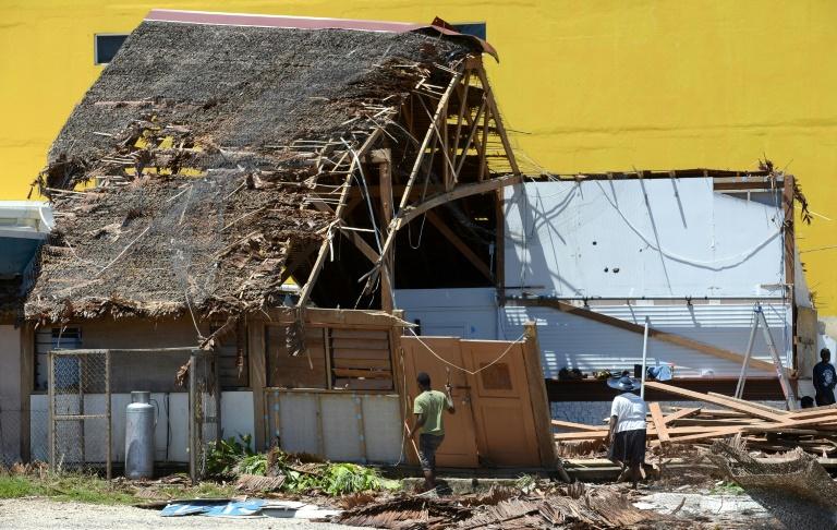 O ciclone Harold está ganhando força e ameaça Vanuatu, que ainda se recupera da devastação provocada pelo ciclone Pam em 2015