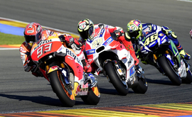 São 18 provas previstas para a temporada de 2020, com a última em Valência, na Espanha, em 29 de novembro (Jose Jordan/AFP)